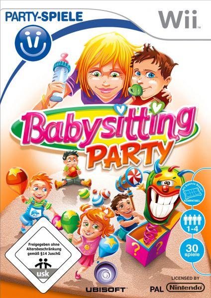 babysitting spiele