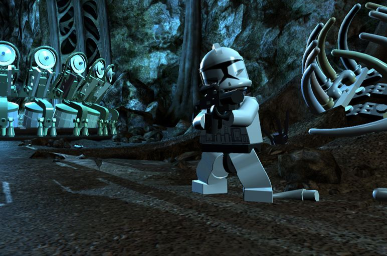 lego star wars the clone wars spiele