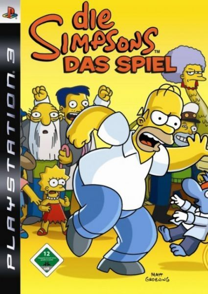 die simpsons das spiel kostenlose downloads news trailer screenshots und patches. Black Bedroom Furniture Sets. Home Design Ideas