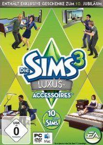 Die Sims 3: Luxus-Accessoires kostenlose Downloads, News, Trailer