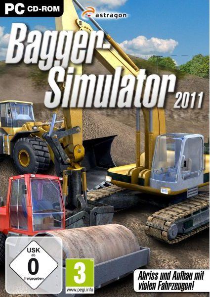bagger simulator 2011 kostenlose downloads news trailer screenshots und patches. Black Bedroom Furniture Sets. Home Design Ideas