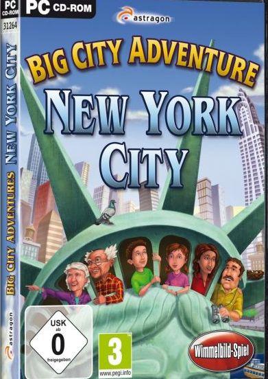 New york city adventure essay