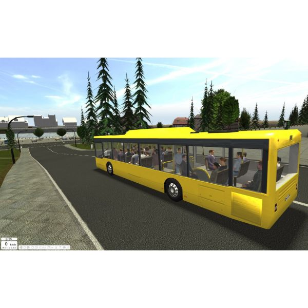bus simulator 2009 screenshots. Black Bedroom Furniture Sets. Home Design Ideas